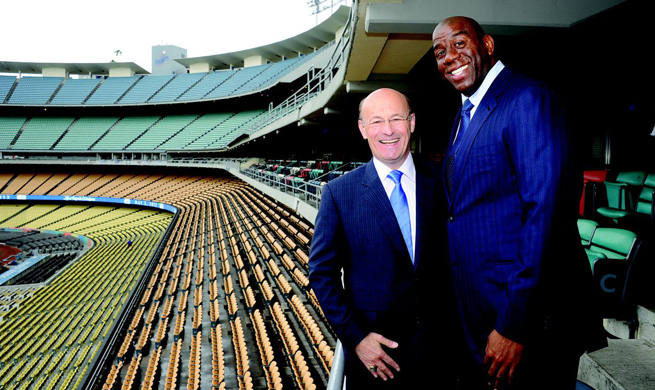 Stan Kasten: The Dodgers President on Clayton Kershaw, Tommy Lasorda, and Magic Johnson