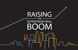 Raising The Entrepreneurial Boom