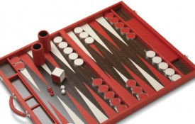 Bentley Backgammon Set