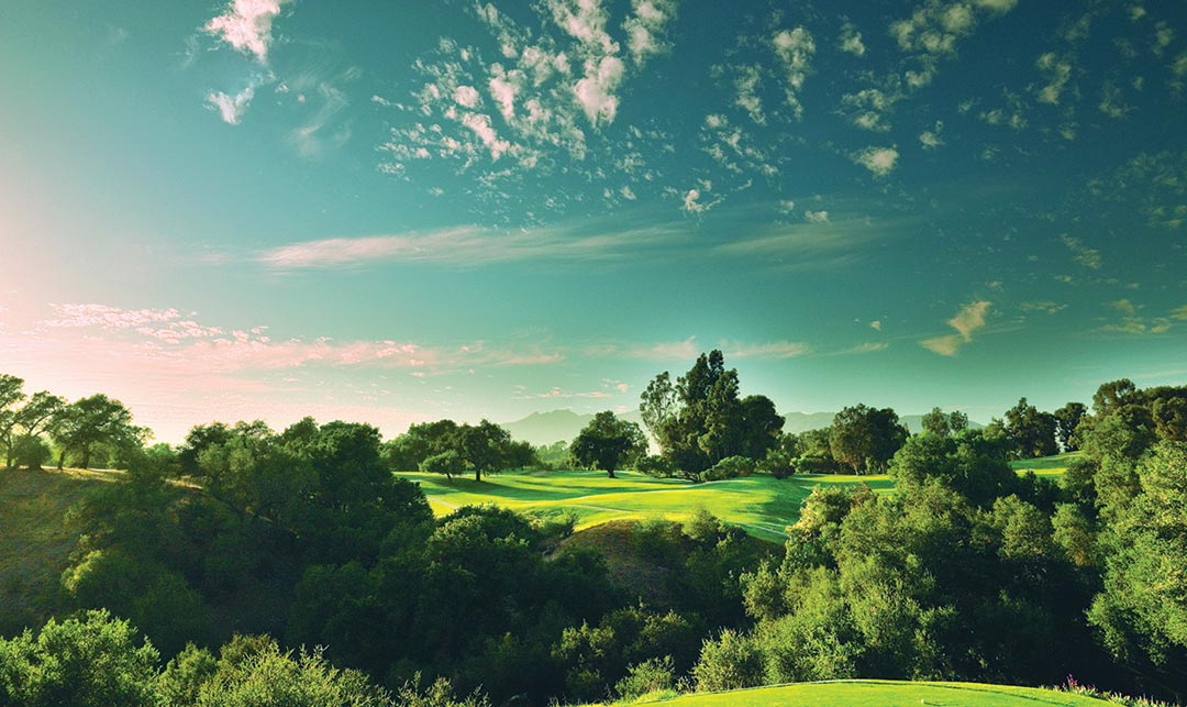 Ojai: The Zen of Golf