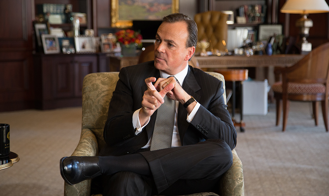 Rick Caruso: Building the Great Outdoors