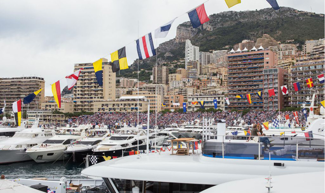 9th Annual My Yacht  Monaco at the 72nd Monaco F1 Grand Prix