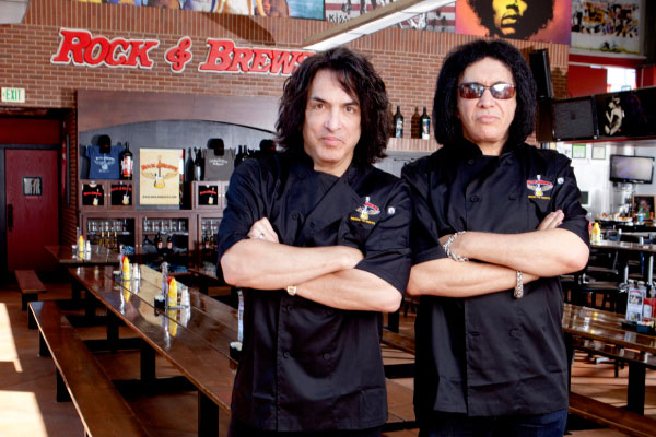 Rock and Brews by KISS