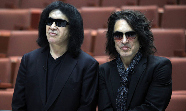 Gene Simmons and Paul Stanley: A CSQ&A with the KISS Legends