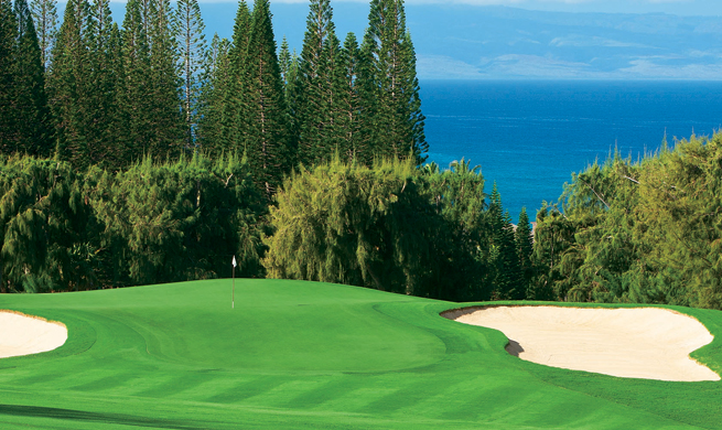 Hawaii: Golf in the Aloha State of Mind