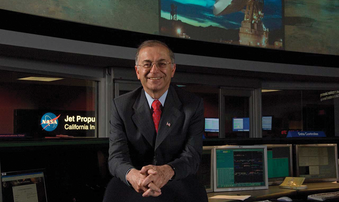 Dr. Charles Elachi: A CSQ&A with JPL's Director