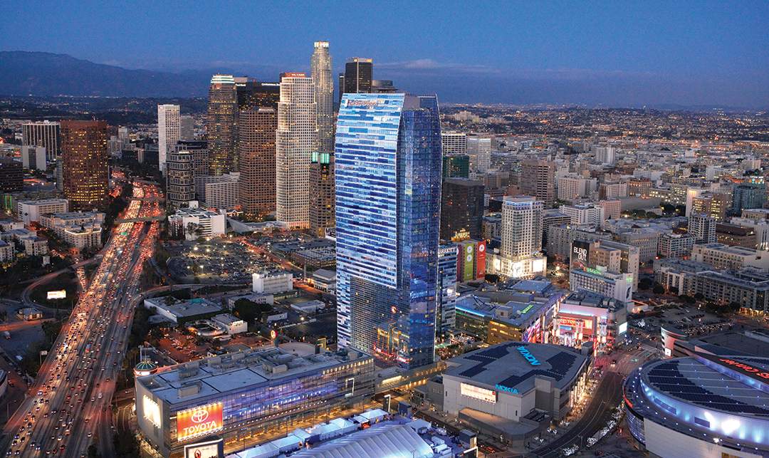 Gensler: Defining the Skyline of Downtown LA