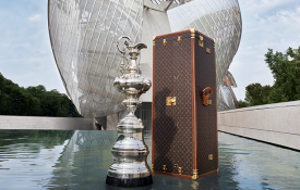 Desirables: Louis Vuitton and The America's Cup