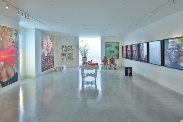 The gallery of Nathanson