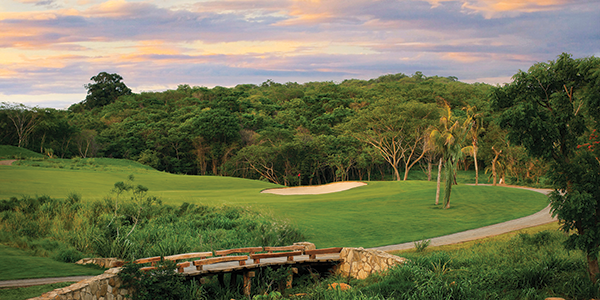 Guacalito, Nicaragua's first 18-hole course