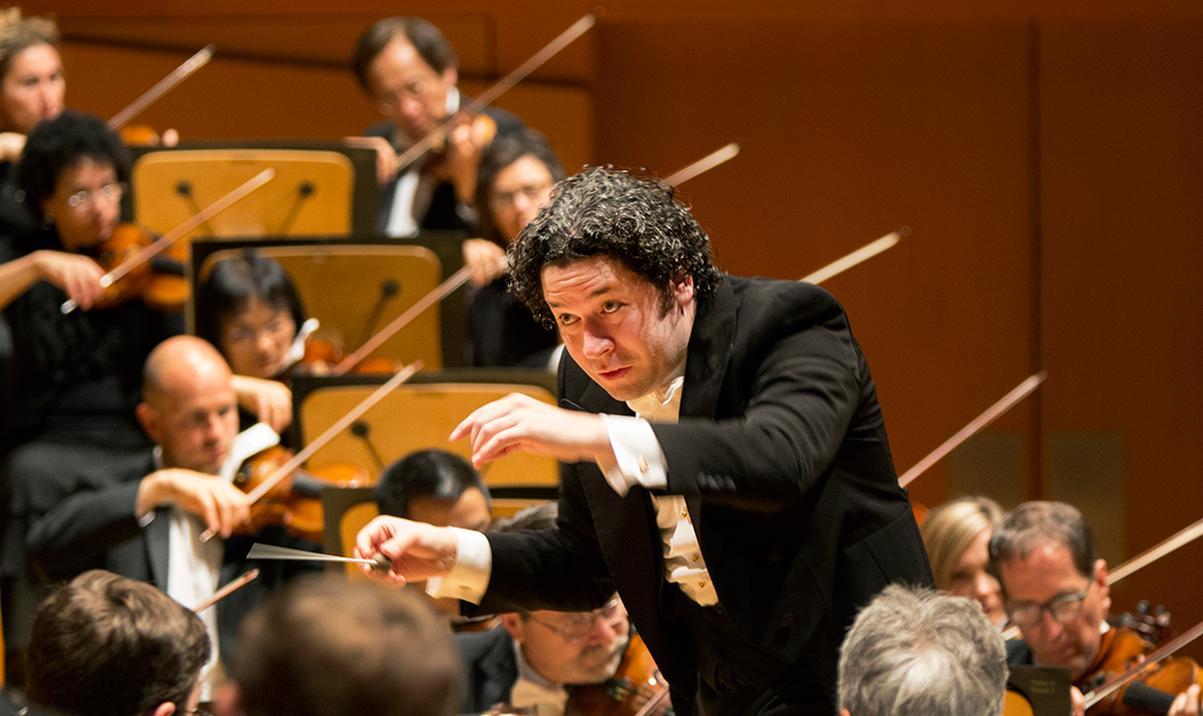 Gustavo Dudamel: A CSQ&A with the LA PHIL Conductor and Music Director