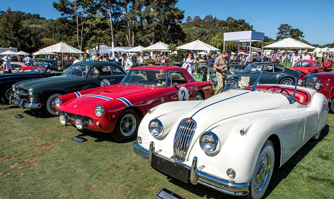 Pebble Beach 2015 Automotive Week