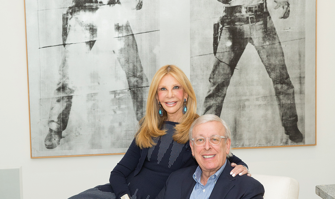 Marc and Jane Nathanson: True Masters at the  Art of Giving