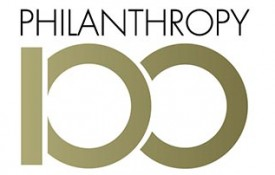 The 2015 Philanthropy 100
