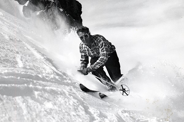 The man who built Mammoth Mountain, Dave McCoy