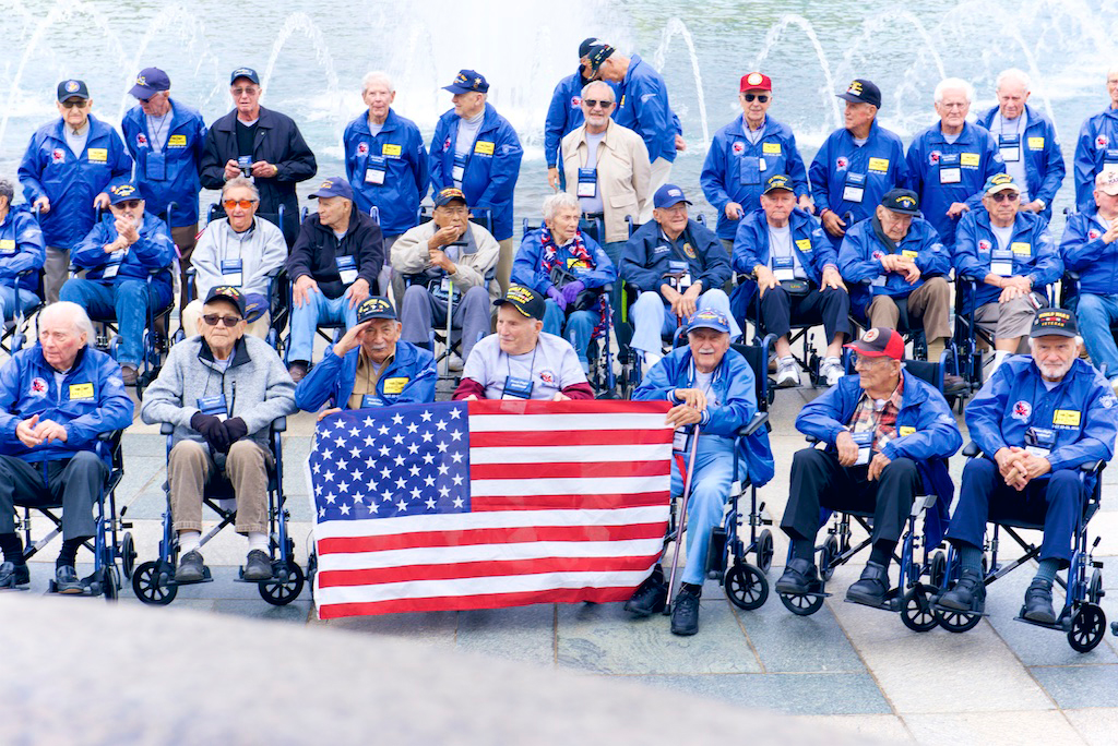 Breitling and Westime Support Veterans With Unprecedented Honor Flight From Los Angeles