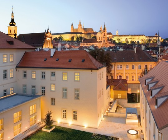 The Mandarin Oriental, Prague