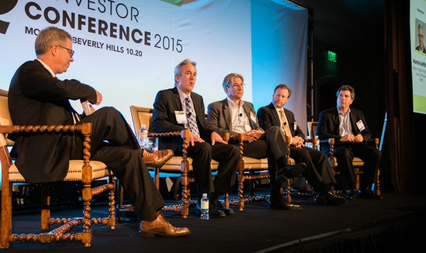 Weinstein at the CSQ LA 2015 Investor Conference