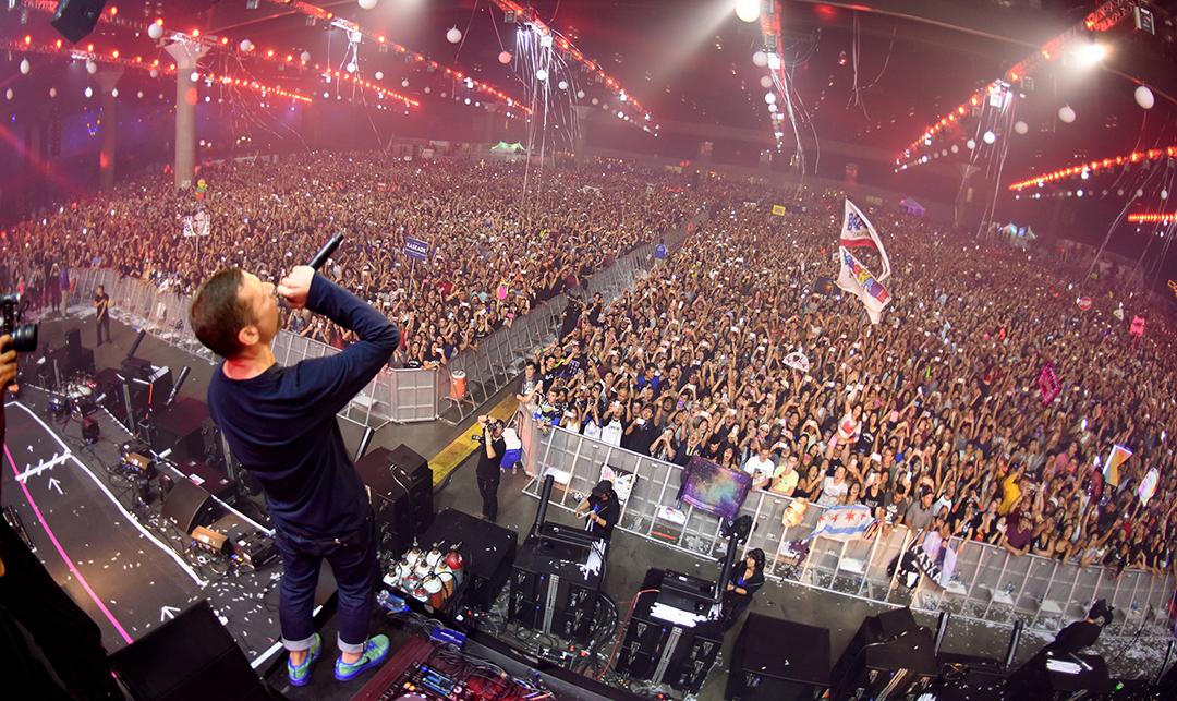 Kaskade: Life Is a Festival