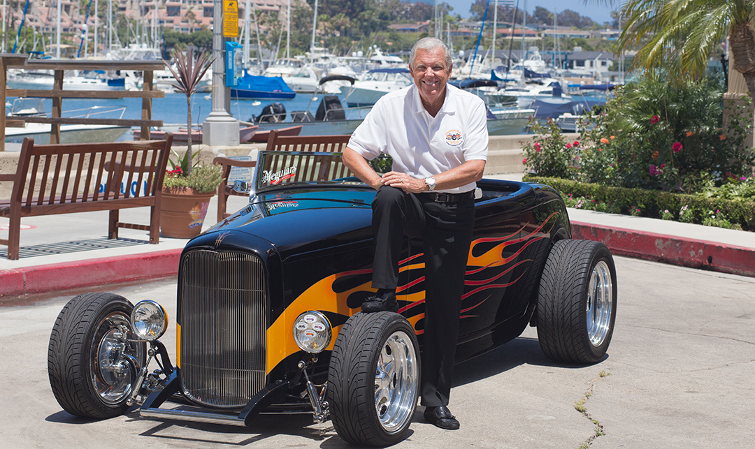 Barry Meguiar: Still Car Crazy After All These Years