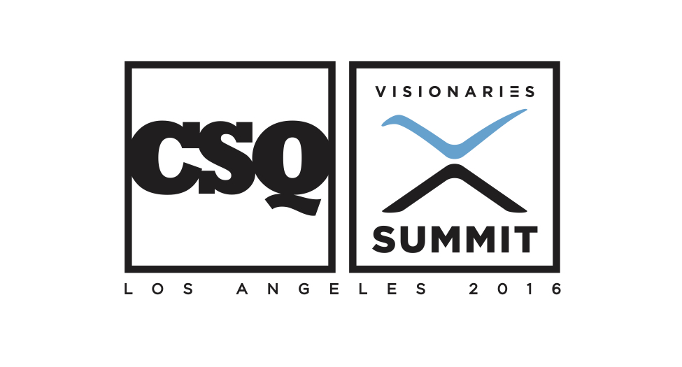 CSQ 2016 LA Visionaries Summit Features Billionaire Changemakers, Industry Leaders, Honors Patrick Soon­-Shiong