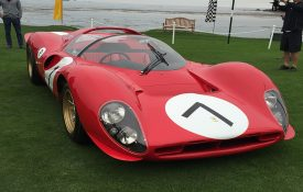 2016 Monterey Car Week