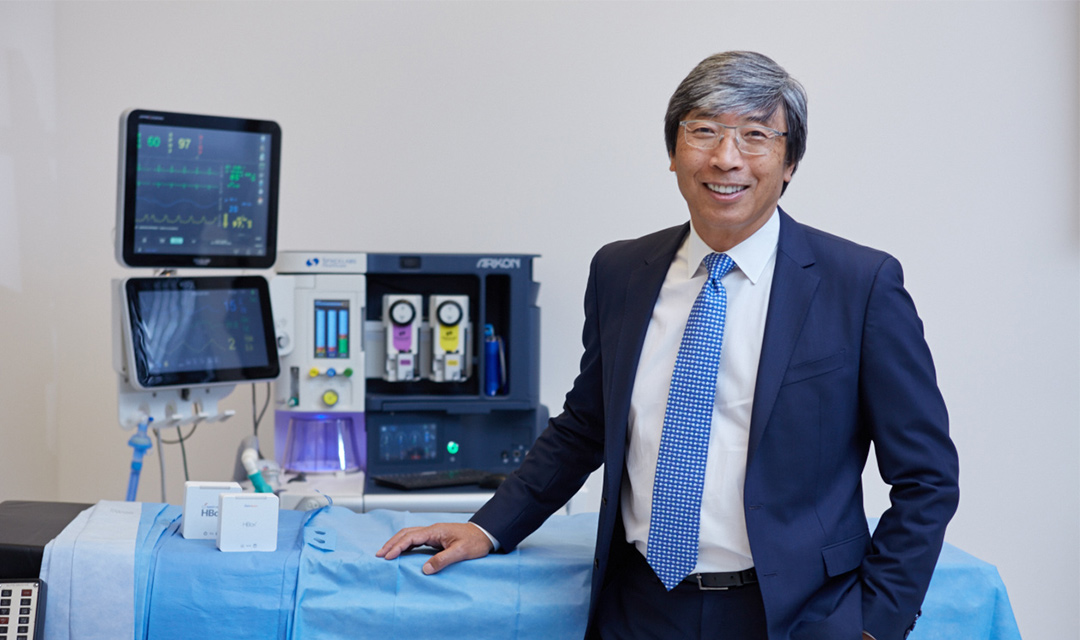 Patrick Soon-Shiong: Moonshot Man on a Mission