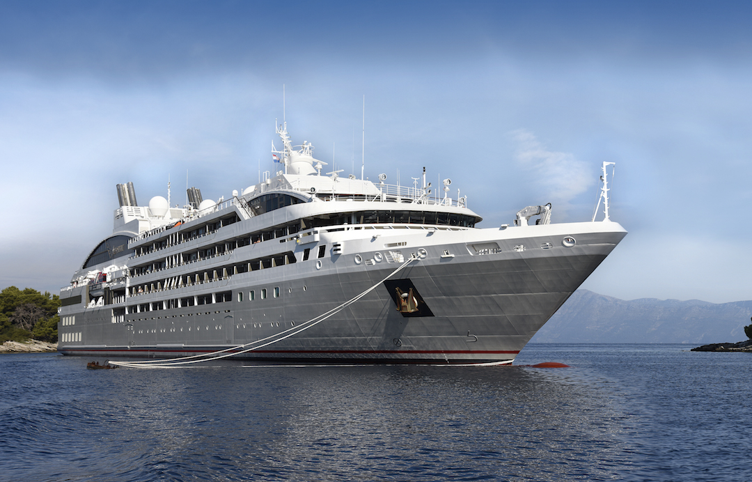 Ponant Cruises and the European Connection