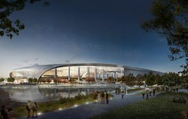CSQ&A: Scott Hunter on Building a New Home for the  NFL in Inglewood