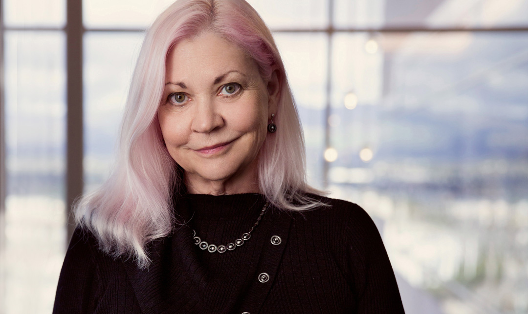 Therese Tucker: Bring on the Saas