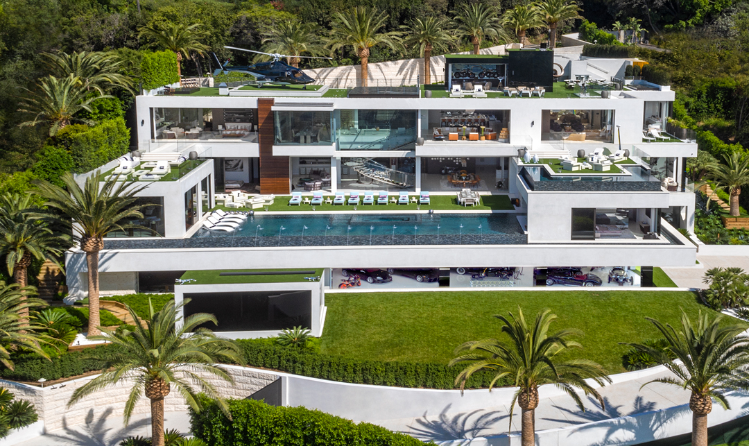 CSQ&A: Developer Bruce Makowsky on America's Most Expensive Home
