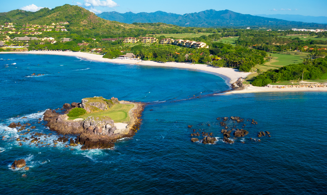 Golf Getaway: Paradise Found in Punta Mita, Mexico