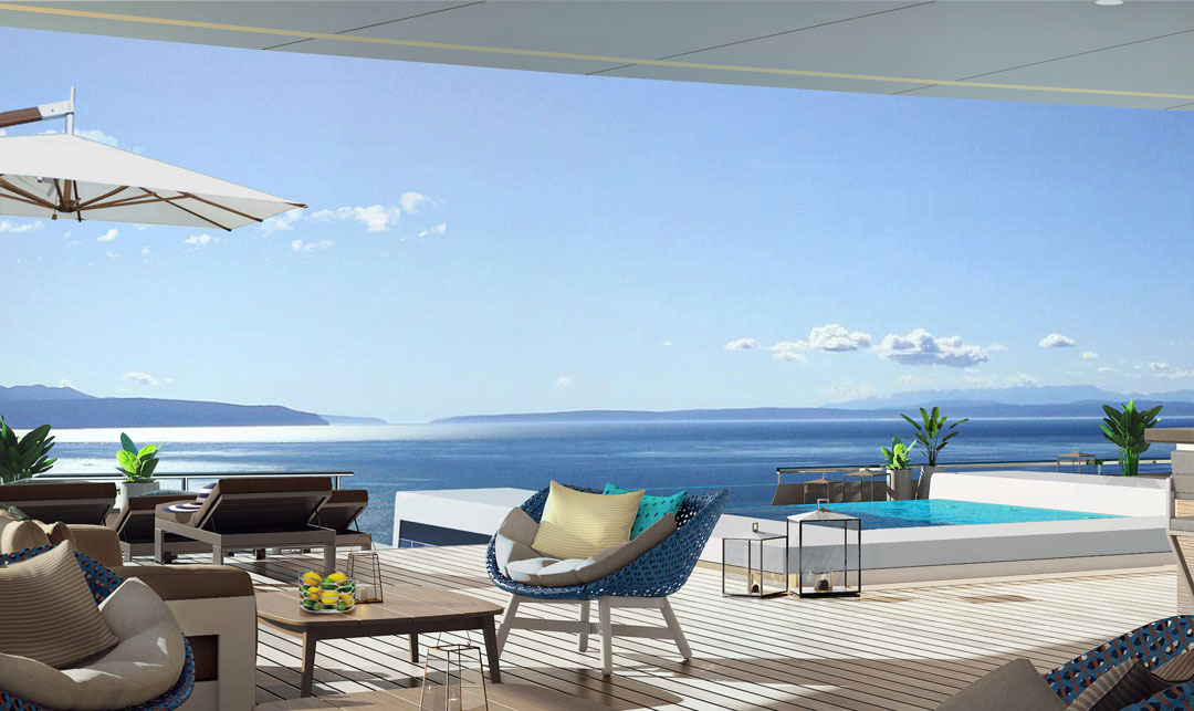 Introducing The Ritz-Carlton's First Luxury Cruise Offering