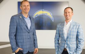 A.G. & John Spanos: A Supercharged Homecoming