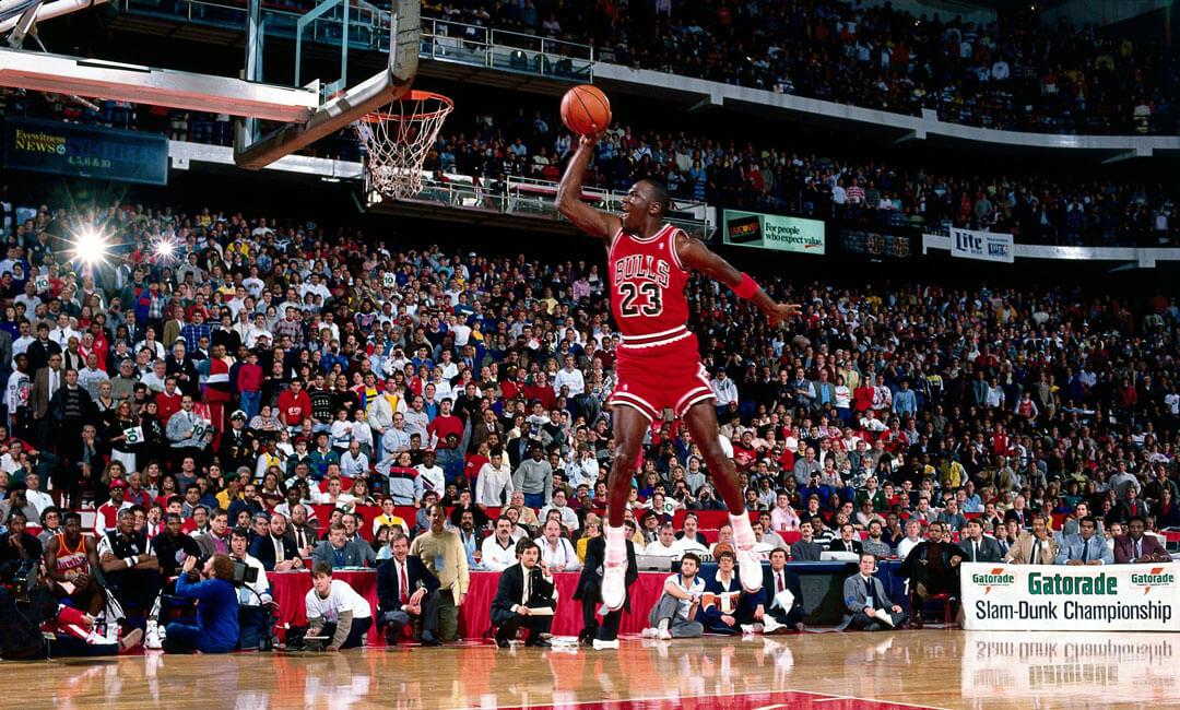 Michael Jordan: A Profile in Failure