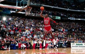 Michael Jordan: A Profile in Failure