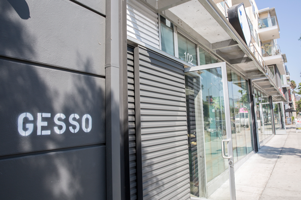 Gesso in West Hollywood