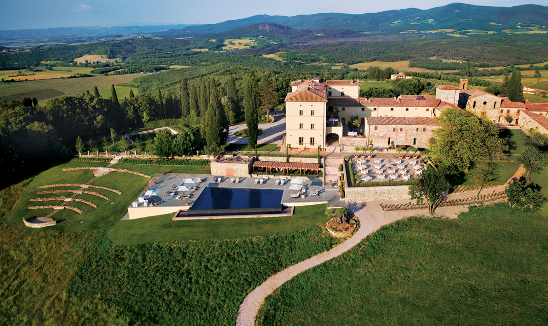 Your Tuscan Castle Awaits