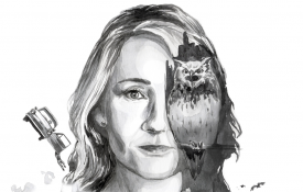 J.K. Rowling: A Profile In Failure
