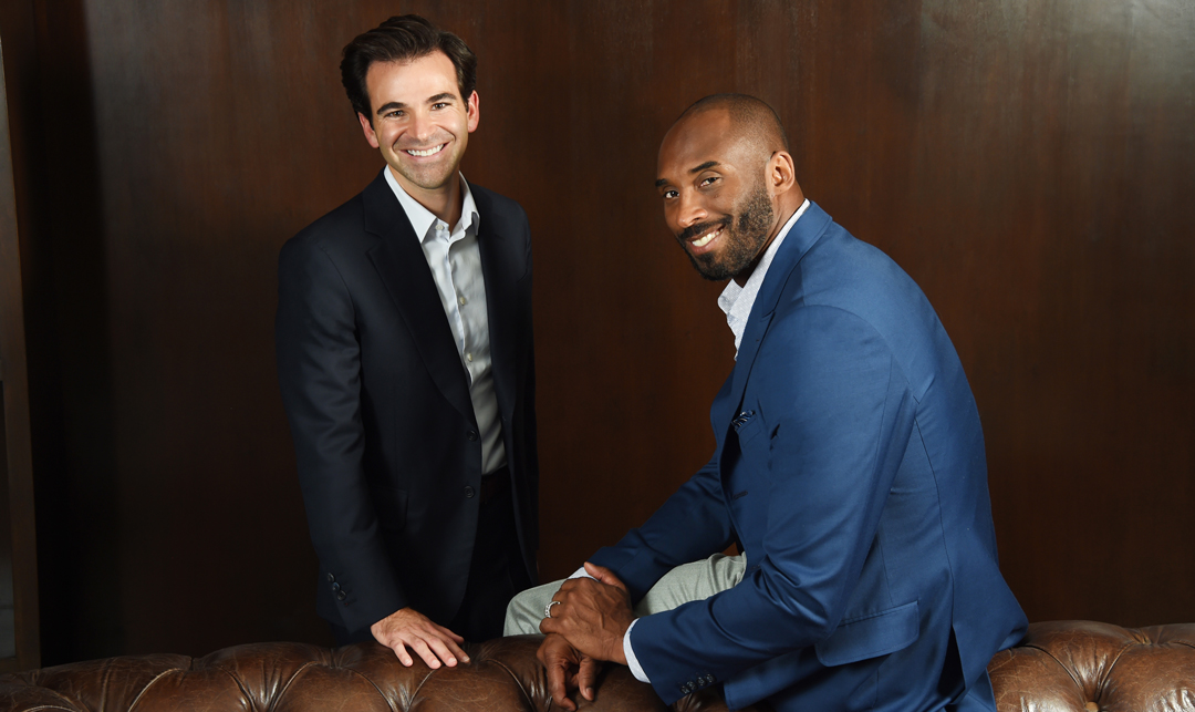 Kobe Bryant and Jeff Stibel are Changing the Playing Field