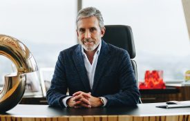 Charles S. Cohen Goes From Real Estate to Design, Film to Wine