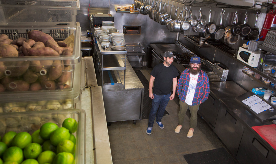 Jon Shook & Vinny Dotolo: Two of LA's Most Influential Chefs Share Their Successful & Tasty Story