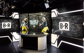 Innovative Office: Bleacher Report