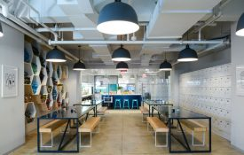 Innovative Office New York: ClassPass