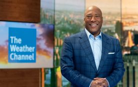 Weather Channel Owner Byron Allen On Transitioning From Comedian To Media Mogul