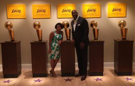 The President Of Magic Johnson Enterprises Explains Why You Need To Find A Good Mentor