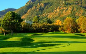The Top 5 Golf Courses to Play in Colorado Right Now