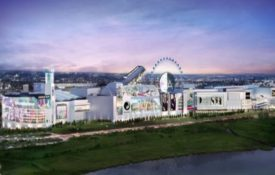 Triple Five Group Debuts 3-Million-Square-Foot American Dream Shopping Mall