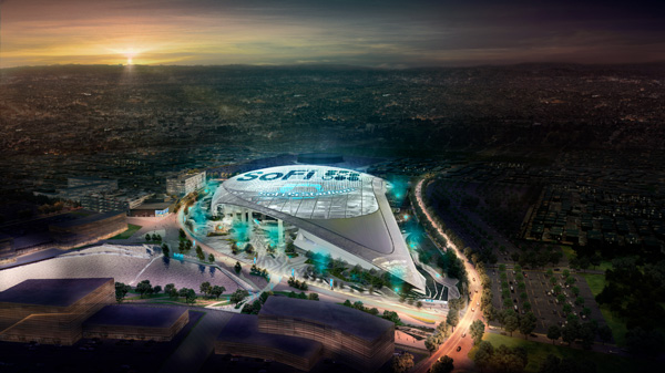 "The Grammy's Grant Program, New Stadiums, and the ""American Dream"" Mall"