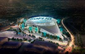 SoFi Acquires $400M Naming Rights To Rams and Chargers Stadium